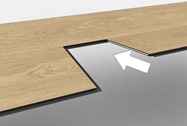 How To Install Your Vinyl Flooring QuickStepcouk - Is it hard to lay laminate flooring