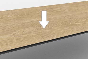 Plovoucí instalace vinylové podlahy