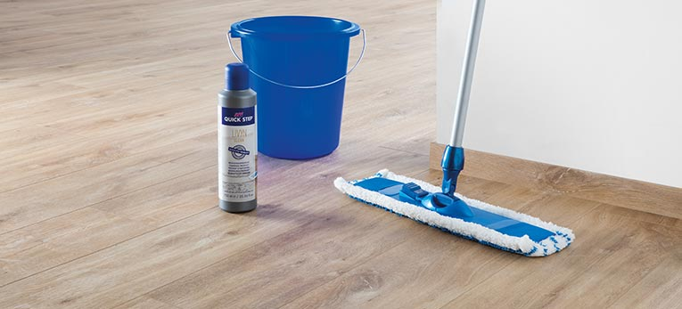 How To Keep Your Floor Shiny And Clean Quick Step