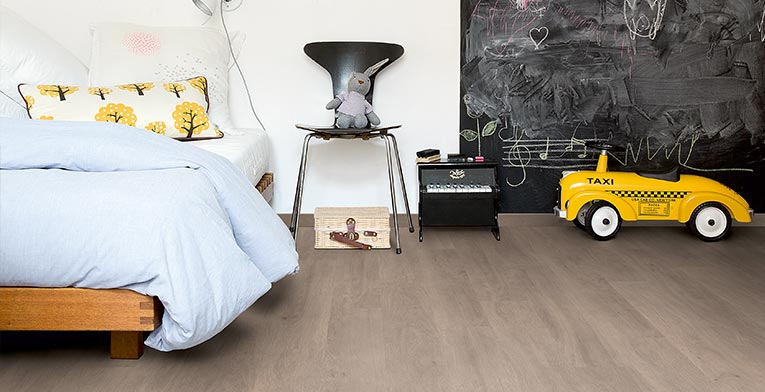 A new floor for your bedroom