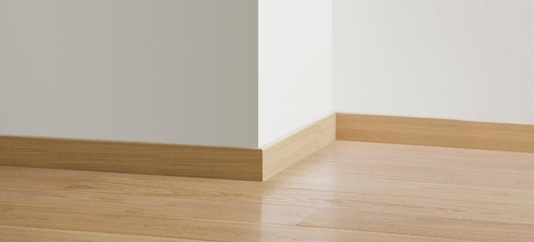 The perfect skirting board