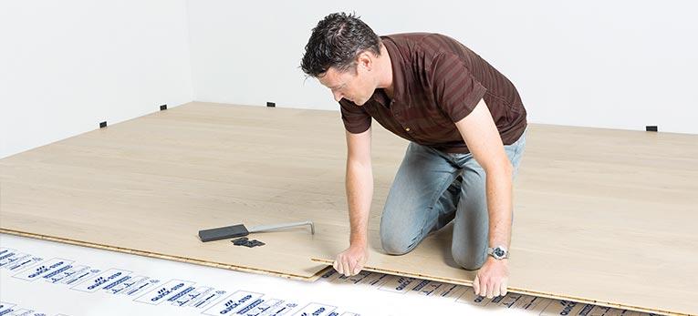 Vier redenen om voor een zwevende vloer te kiezen
