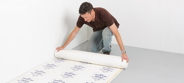 The ideal underlay