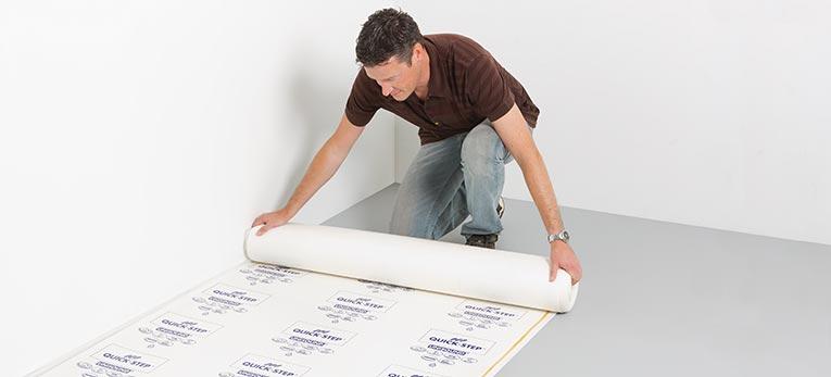 Vind de ideale ondervloer