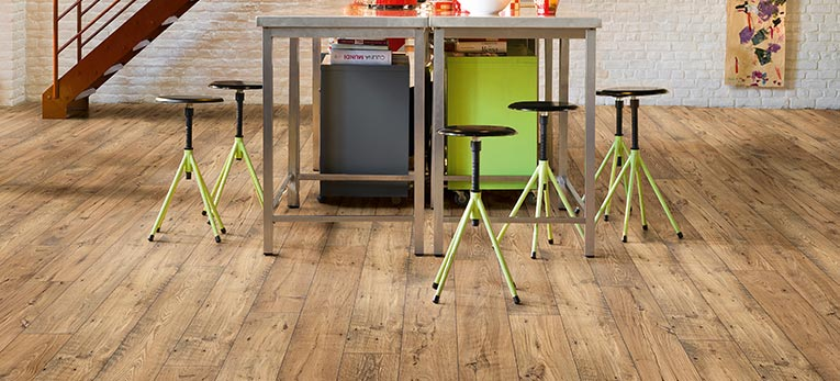Quick-Step Perspective Wide Laminate plank flooring