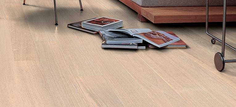 Quick-Step Varnished wood flooring