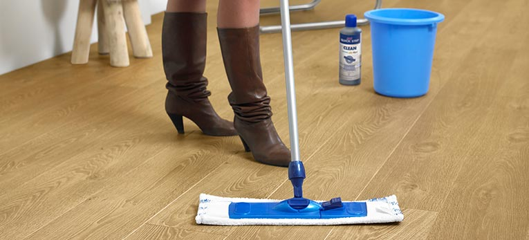 Quick-Step Hardwood Cleaning set