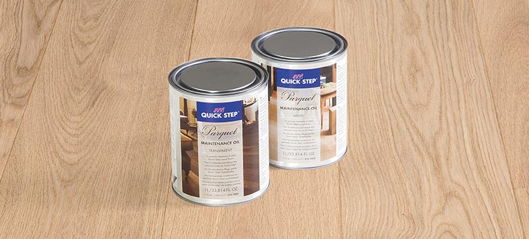 Quick-Step Hardwood Maintenance oil