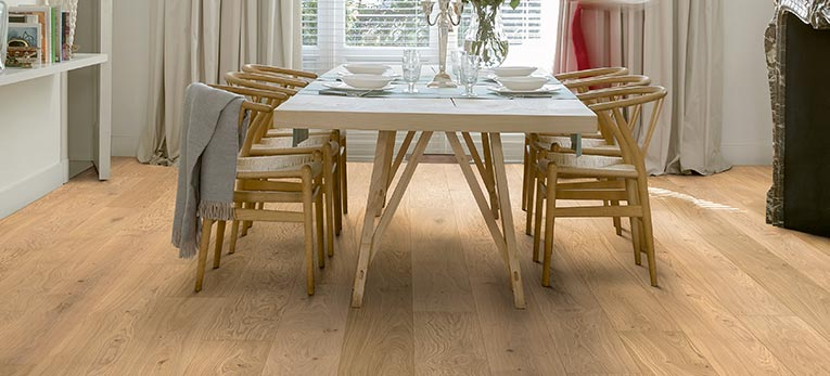 Things to check before buying a Quick-Step hardwood floor