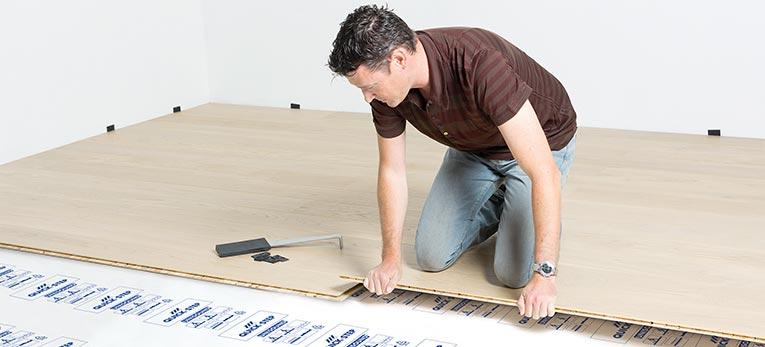Why Click Lock Hardwood Flooring Is An