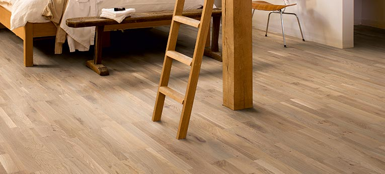 Quick-Step Parquet floor to match your lifestyle and interior