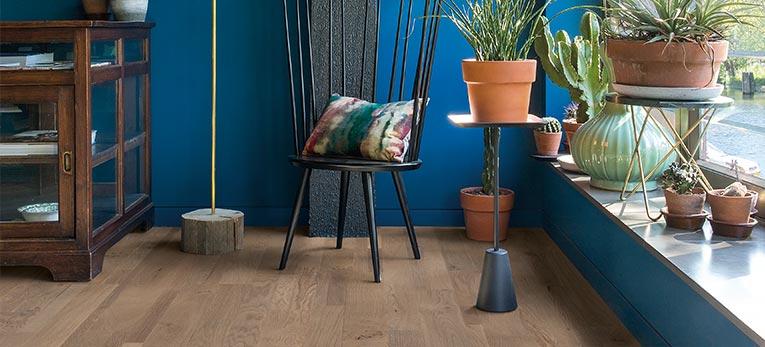 Hoe creëer ik een eclectisch interieur? | Quick-Step.be