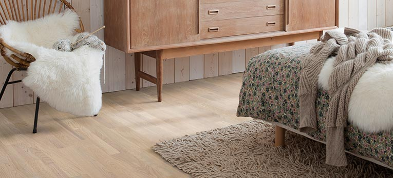 A touch of Scandinavia in your home: focus on wood