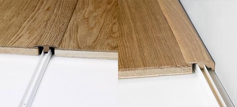 Quick step incizo para suelos laminados el perfil de for Suelos laminados quick step precios