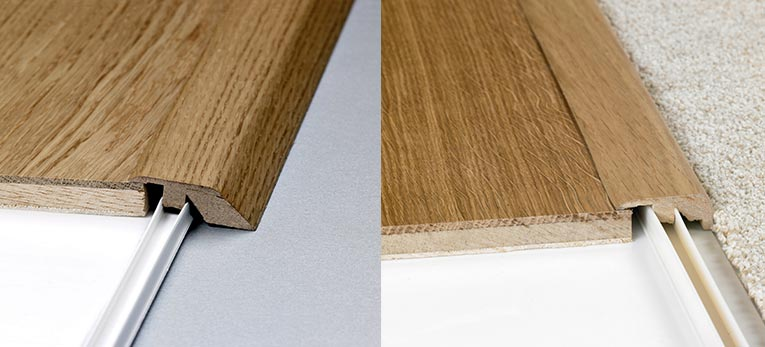 quick step incizo voor laminaat het afwerkprofiel voor je vloer en trap. Black Bedroom Furniture Sets. Home Design Ideas