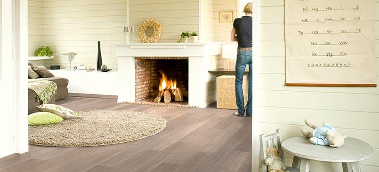 The secret advantages of large laminate flooring