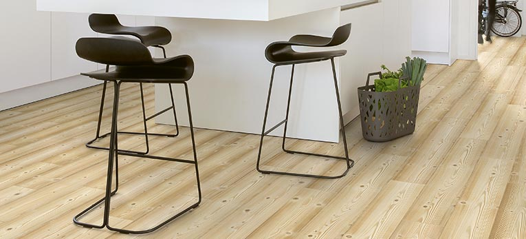 Quick-Step's Pine laminate flooring