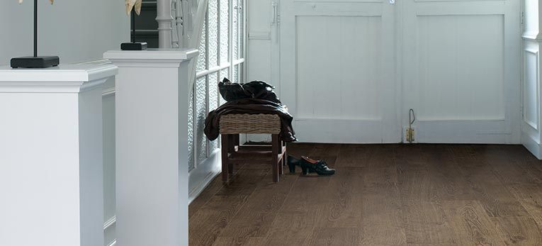 Protect your floor as best you can: Keep it clean