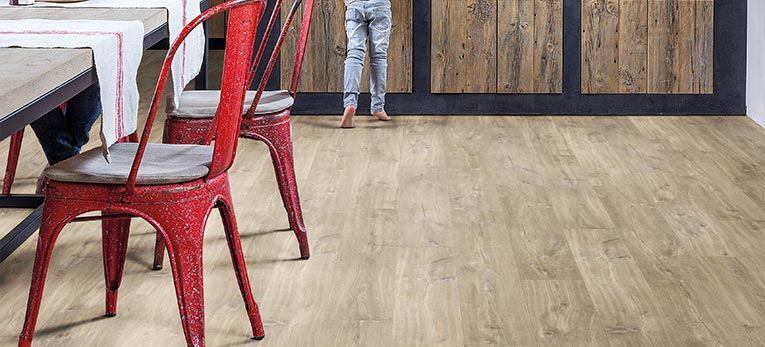 Quick-Step Vinyl Livyn flooring, Balance
