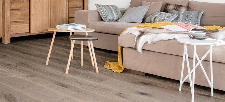 Quick-Step Imperio Nougat oak oiled planks