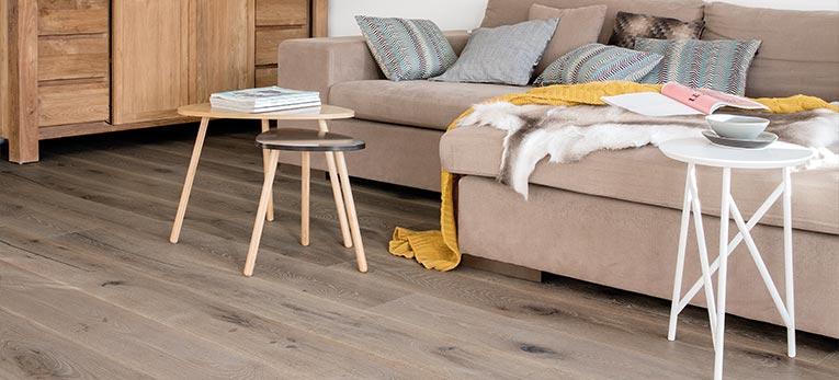 Quick-Step Imperio Nougat oak oiled planks