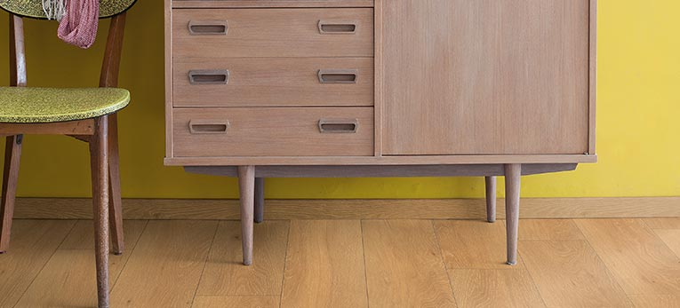 The effect of colour in your interior, yellow
