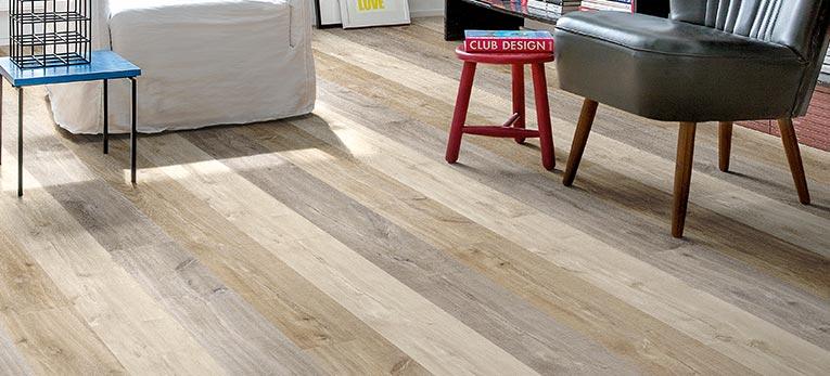 Mix, match, make your floor unique