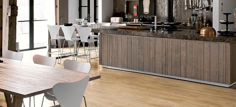 Quick-Step Livyn in Ihrer Küche | Laminat-, Holz- und Vinylböden