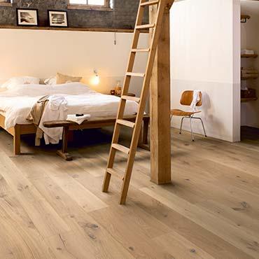 Planken met groeven aan alle kanten