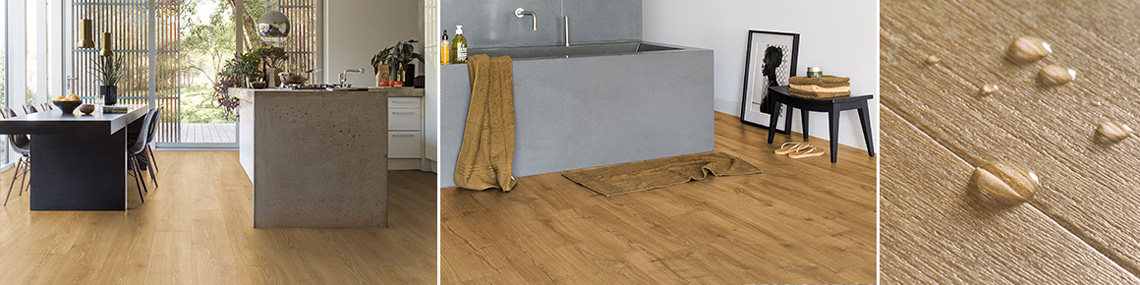 Waterproof Laminate Floors Quick Step
