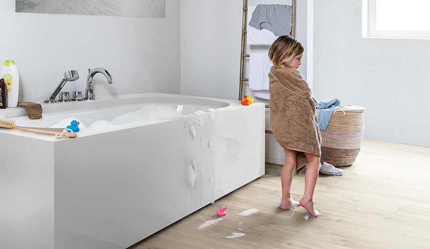 Choose The Perfect Bathroom Floor Quick Step Co Uk