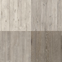 Quick-Step grey wood flooring