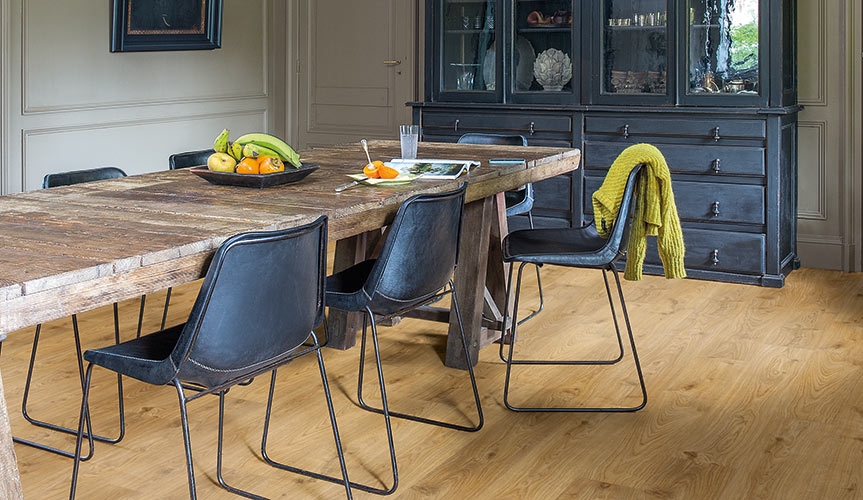 Make Sure Your Dining Room Floor Is Cut Out For The Job Of Being A Perfect  Host As Much As You Are: Elegant And Classy, Tidy And Neat, And Fully  Prepared ...