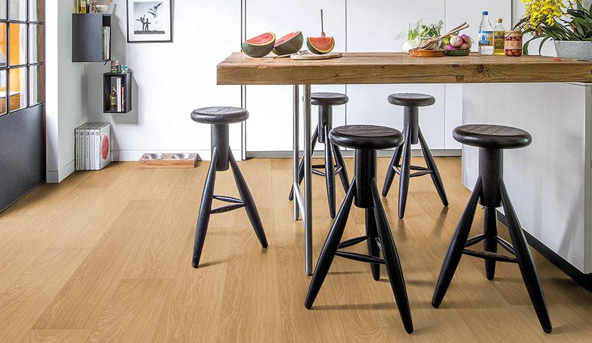 Scegli il pavimento perfetto per la cucina | Bellissimi pavimenti ...