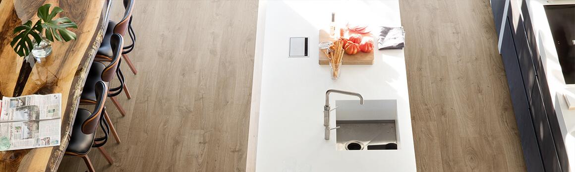 Scegli il pavimento perfetto per la cucina | Bellissimi pavimenti in ...