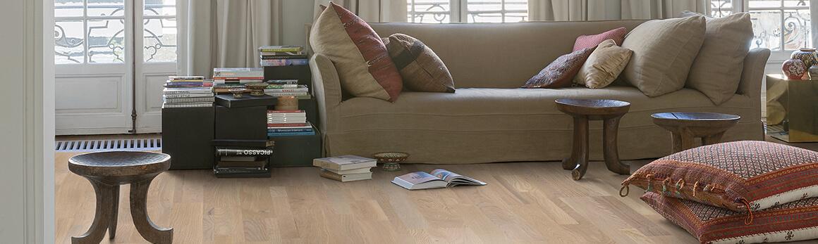 Hoe kies je de ideale vloer voor je woonkamer?