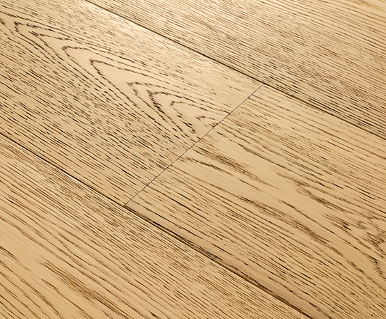 Parquet sans la technologie « Wood for Life »