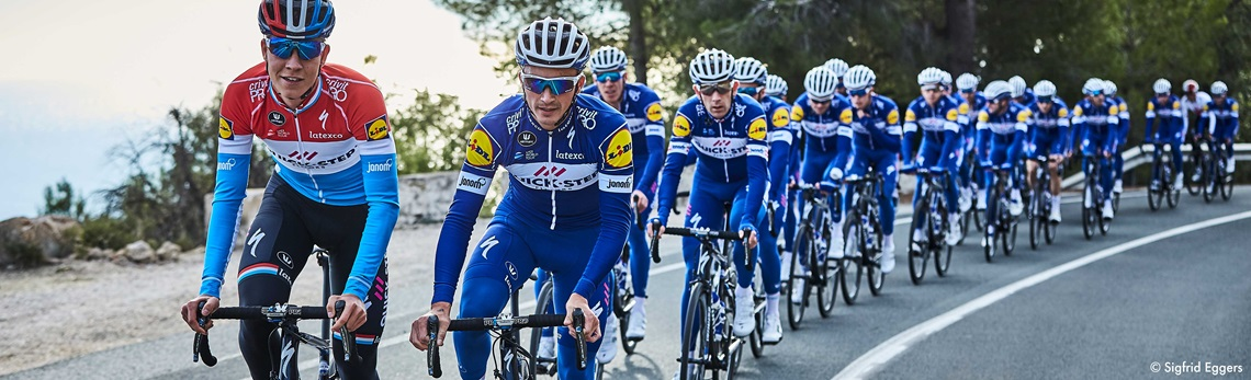 Quick-Step Floors Pro cycling team