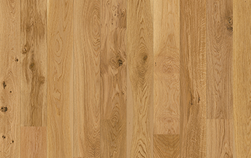 Wood flooring with marquant grading