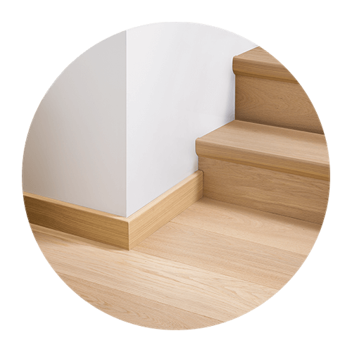 laminate profiles and skirtings beautiful laminate. Black Bedroom Furniture Sets. Home Design Ideas