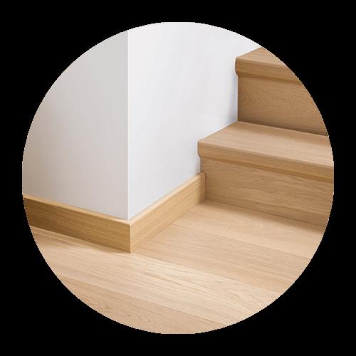profil s et plinthes en stratifi. Black Bedroom Furniture Sets. Home Design Ideas