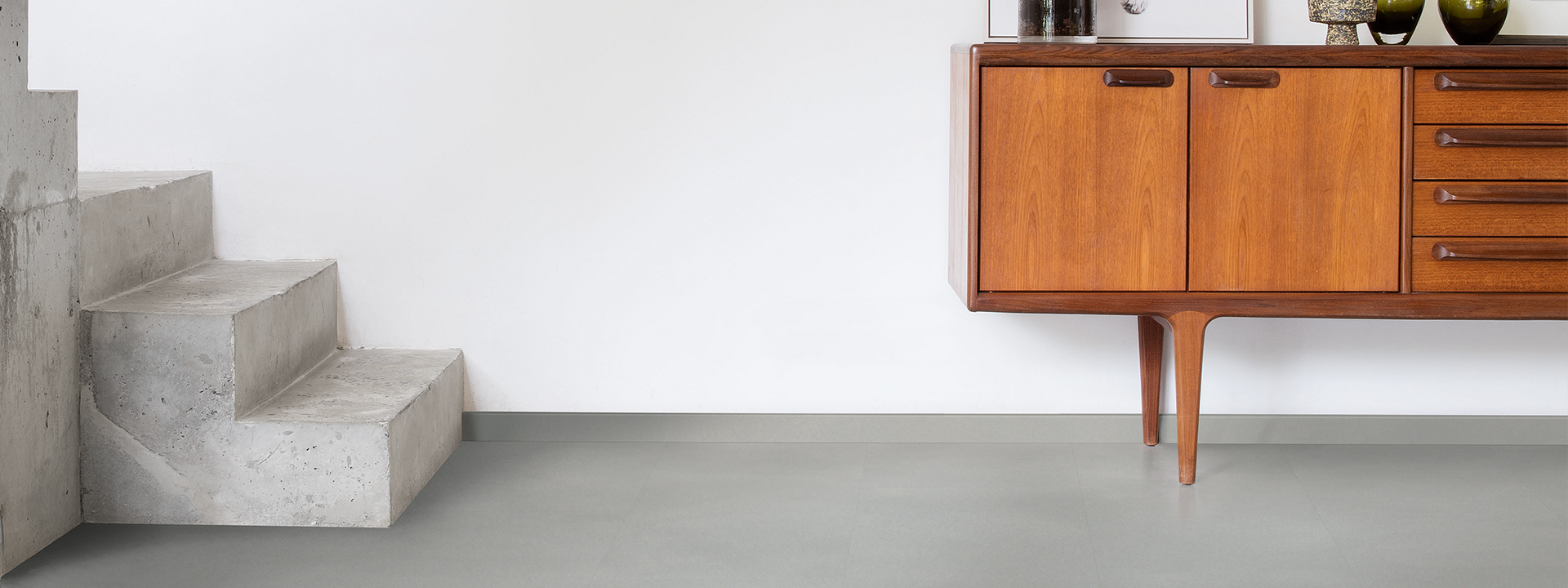 The Raw Look Of Concrete The Advantages Of Laminate