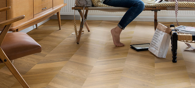Creative Floors With These Great Laying Patterns Quick Step