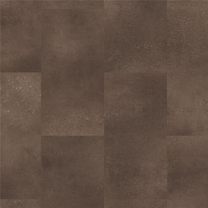 Afbeelding van vloersoort  Kaneel rots PVC - ALPHA VINYL TILES