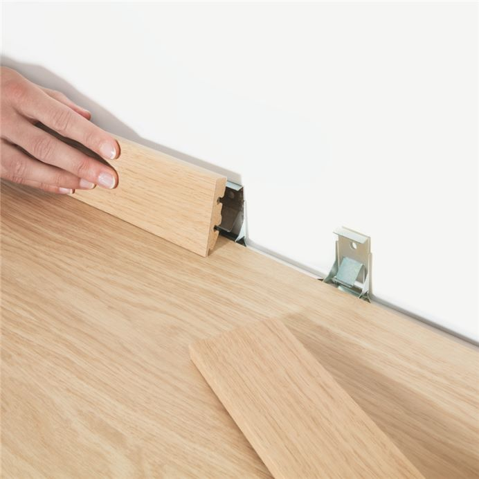 Clips For Standard Skirting Board