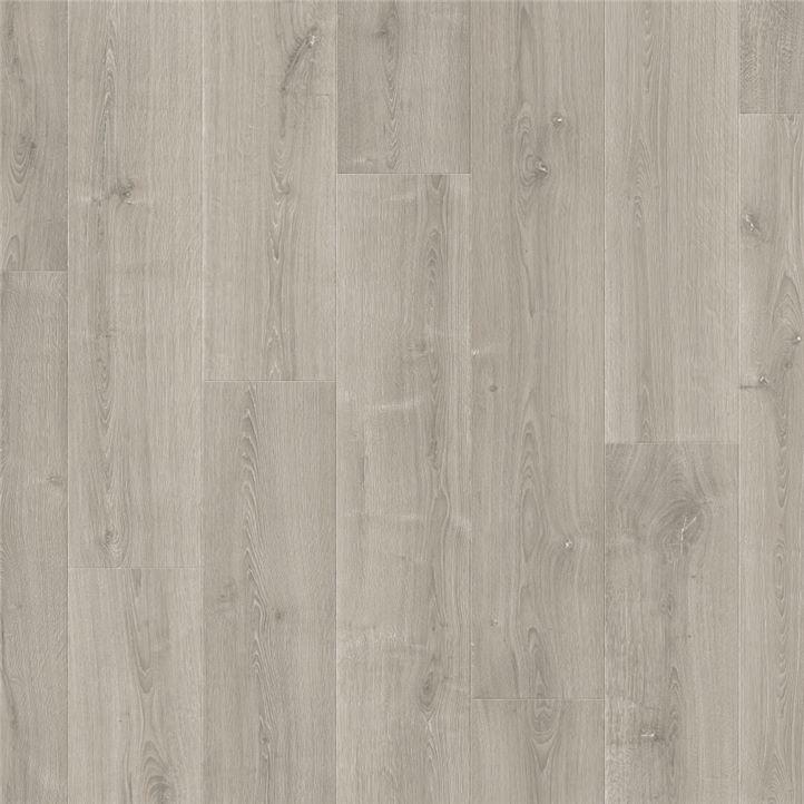 Afbeelding van vloersoort Geborstelde eik grijs