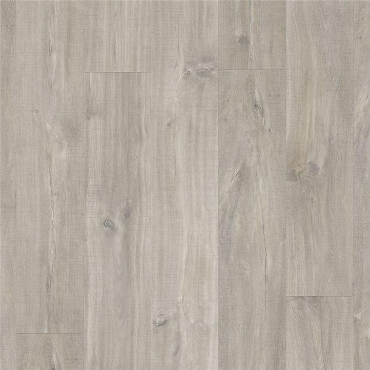 Afbeelding van vloersoort Canyon eik grijs met zaagsneden PVC - ALPHA VINYL SMALL PLANK