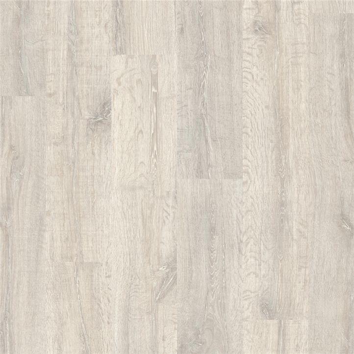 Gris clair Classic Sol stratifié Chêne vieilli patiné blanc CL1653