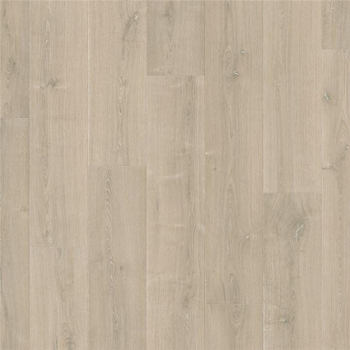 Afbeelding van vloersoort Geborstelde eik beige