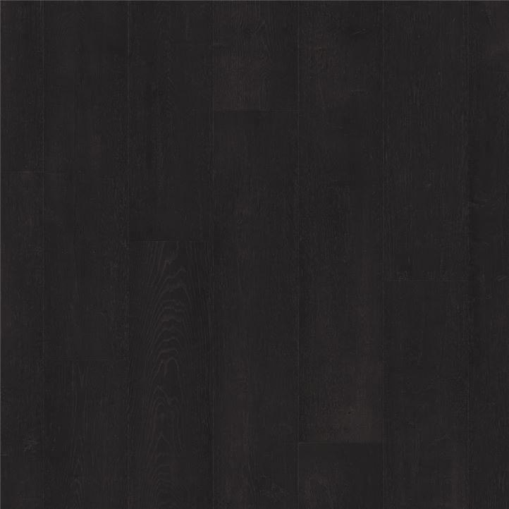 Afbeelding van vloersoort Eik geverfd zwart